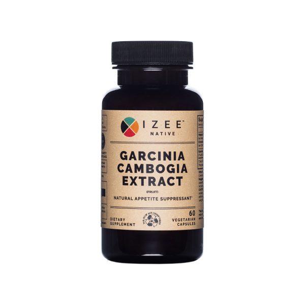 Photo of bottle of Garcinia Cambogia extract capsules