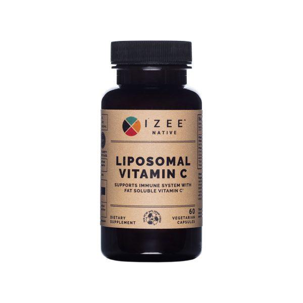Photo of Liposomal Vitamin C Front View